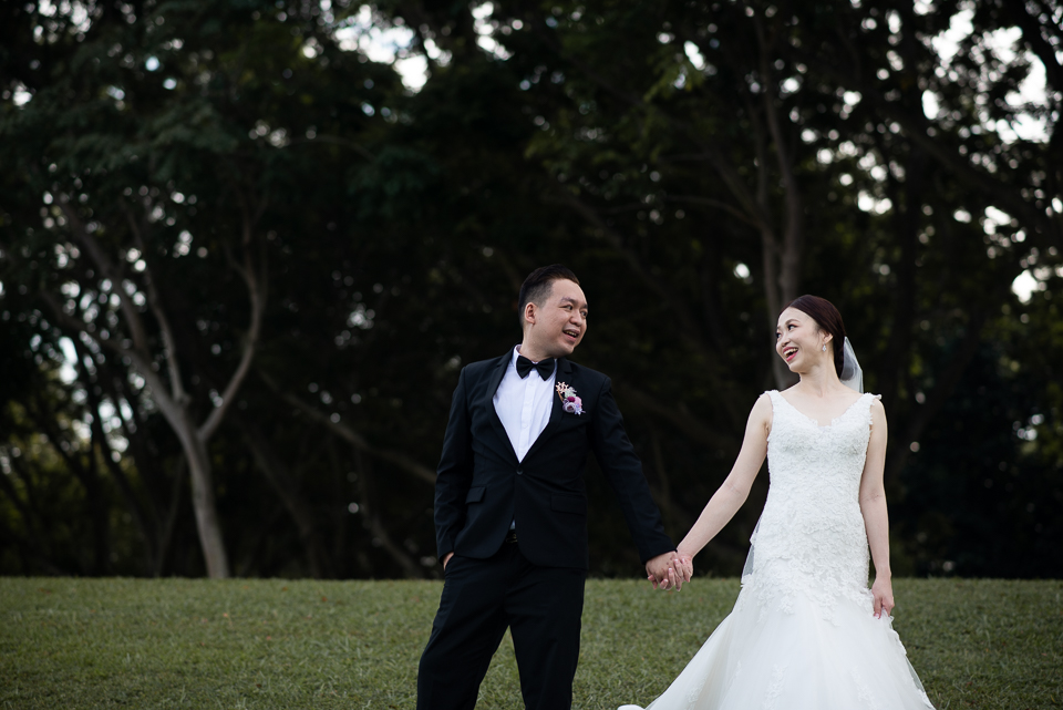 Malcolm & Hui Leng
