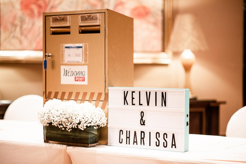 Kelvin & Charissa