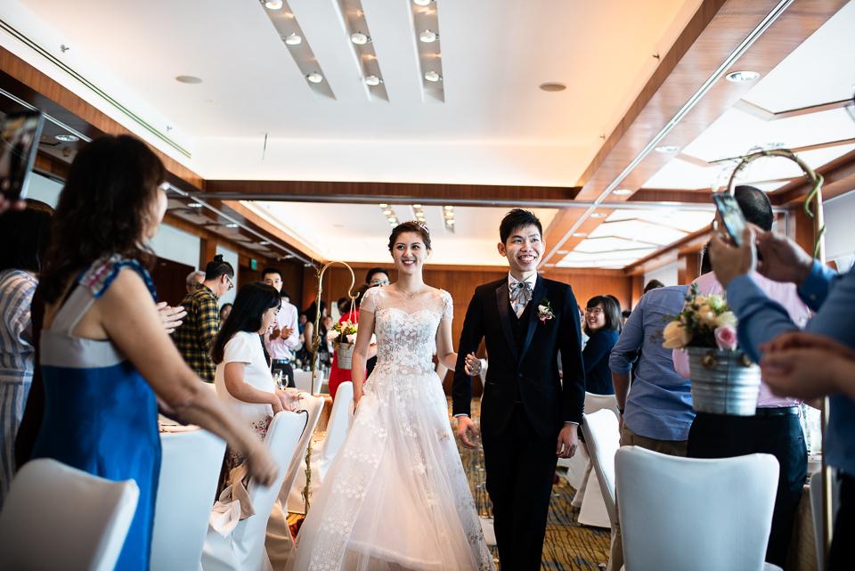 Jia Hao & Michelle