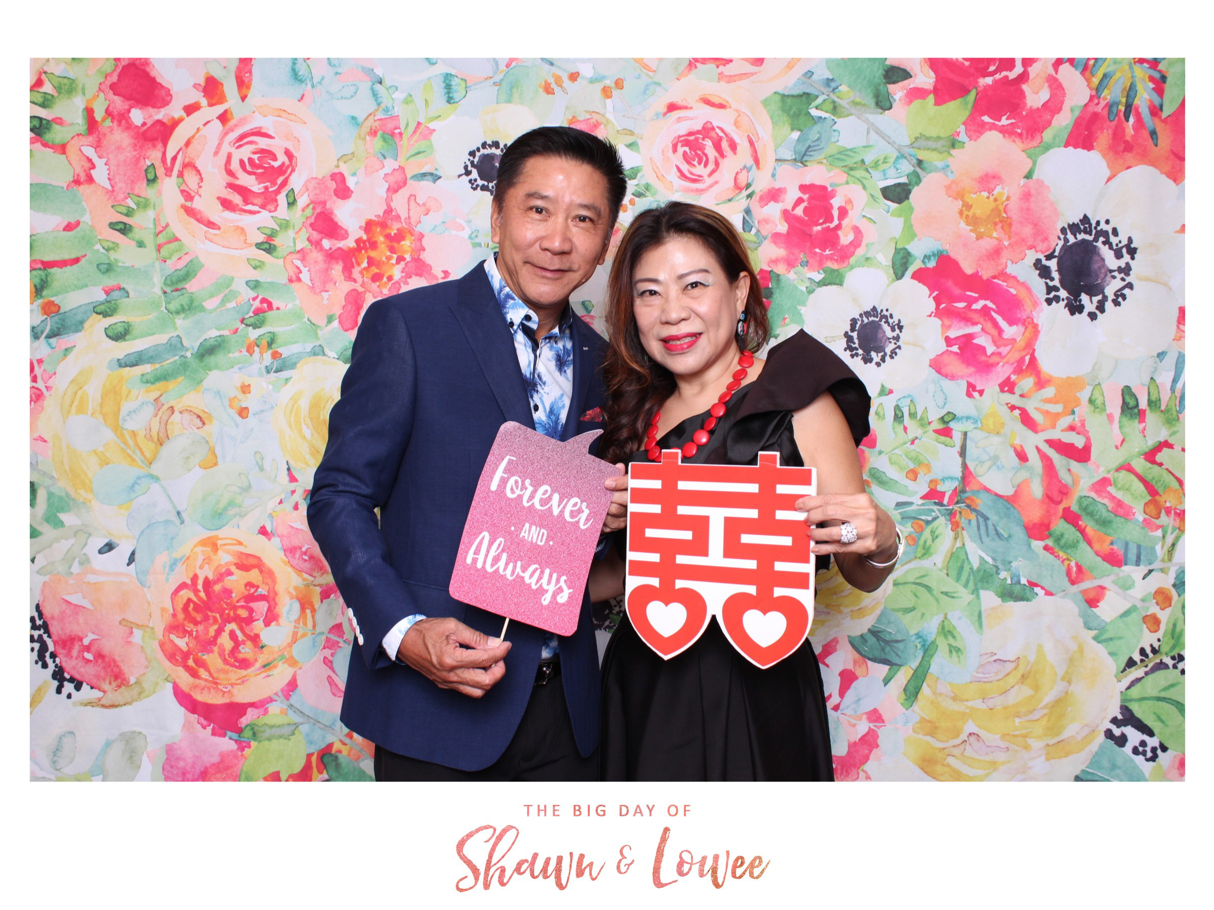Photobooth / Lowee from Keiraflorals & Shawn