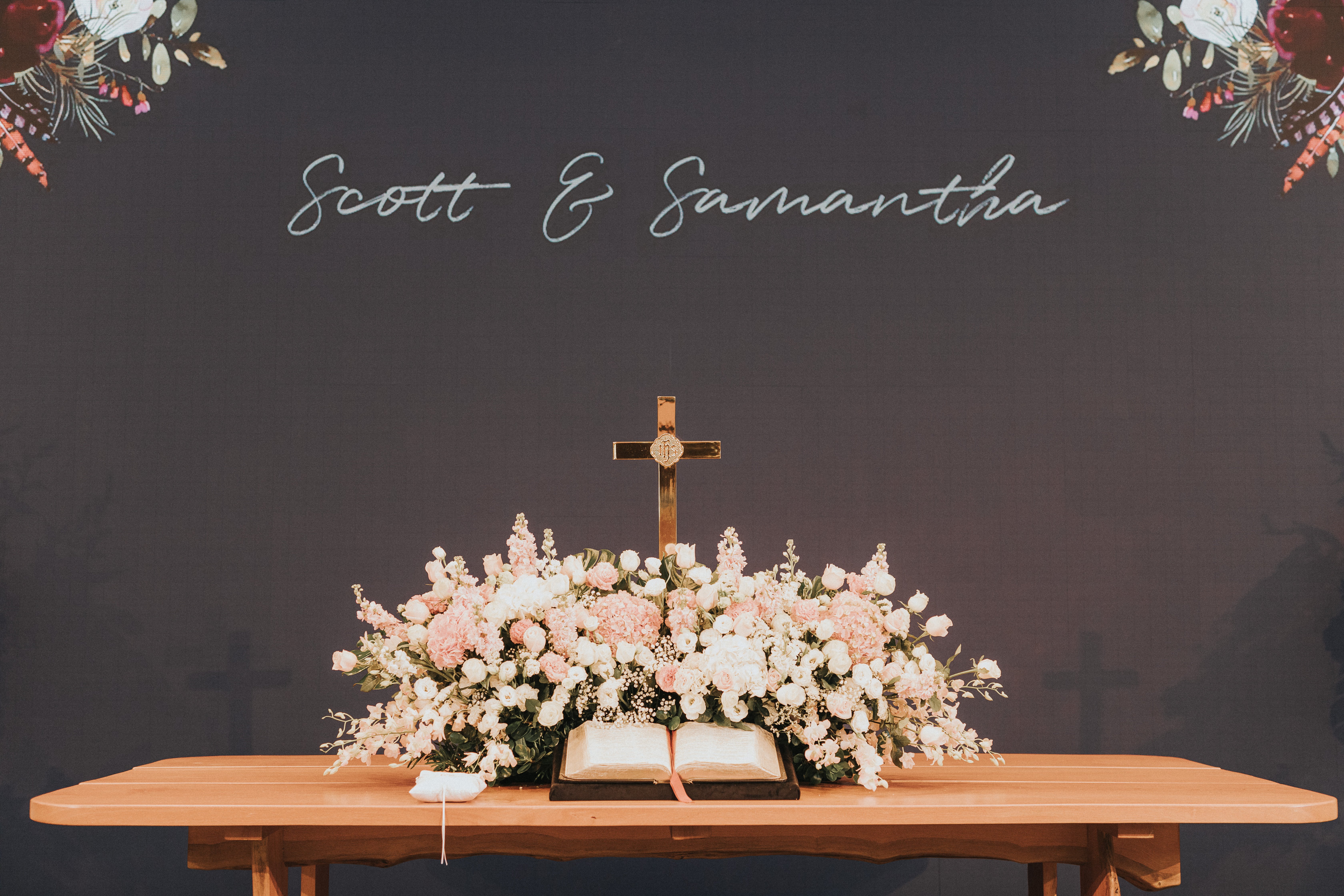 Scott & Samantha