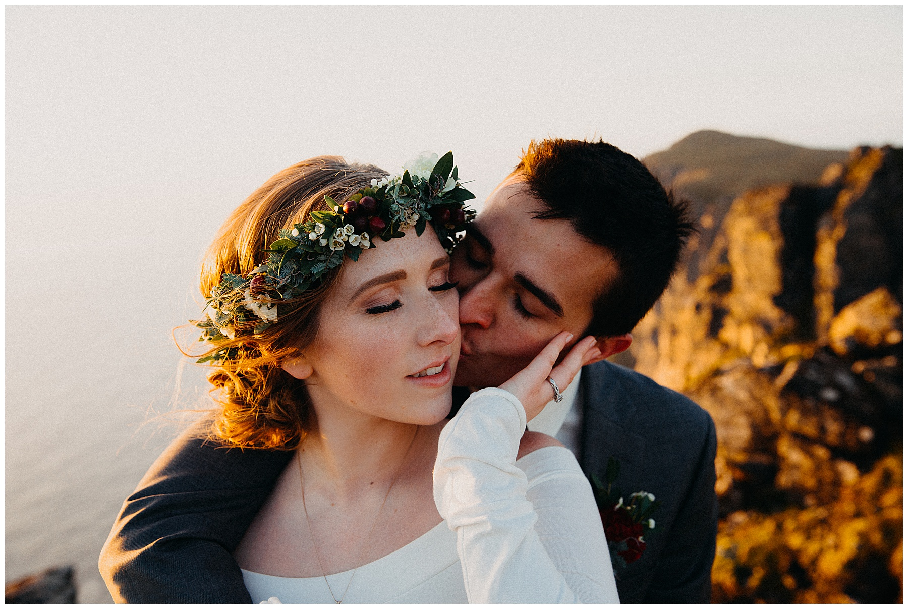 Mountaintop Elopement - Kristian & Seth