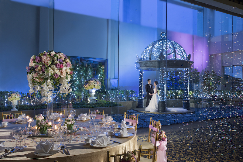 Grand copthorne waterfront hotel grand ballroom weddings