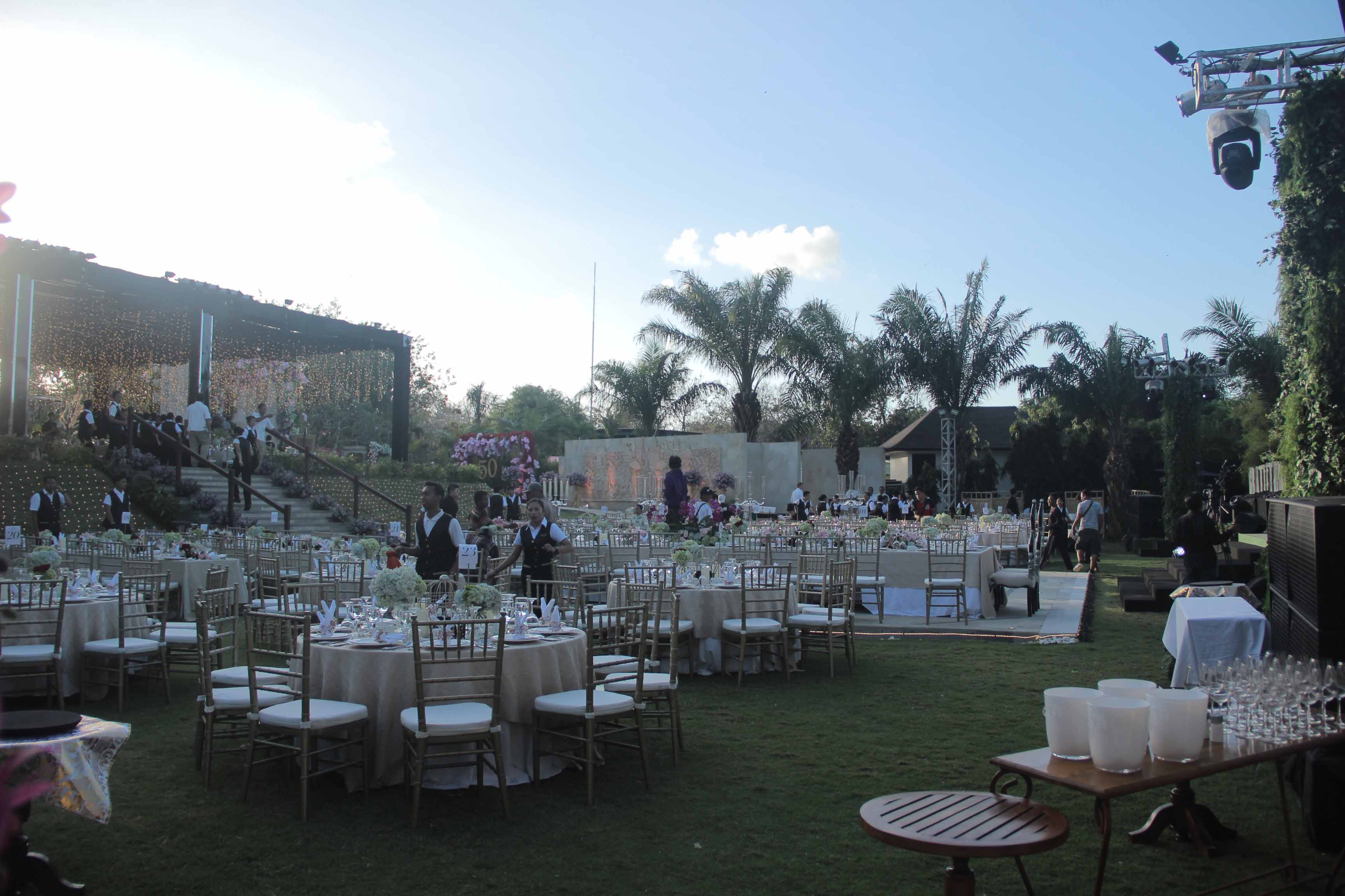 My Villa Wedding