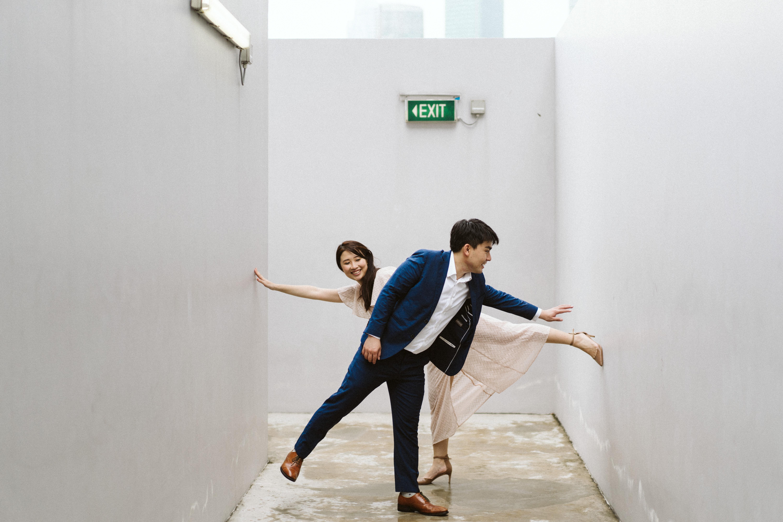 Tong Hin & Hiu Ting