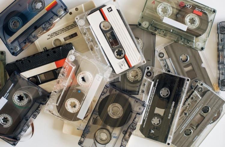 Tweet Tapes