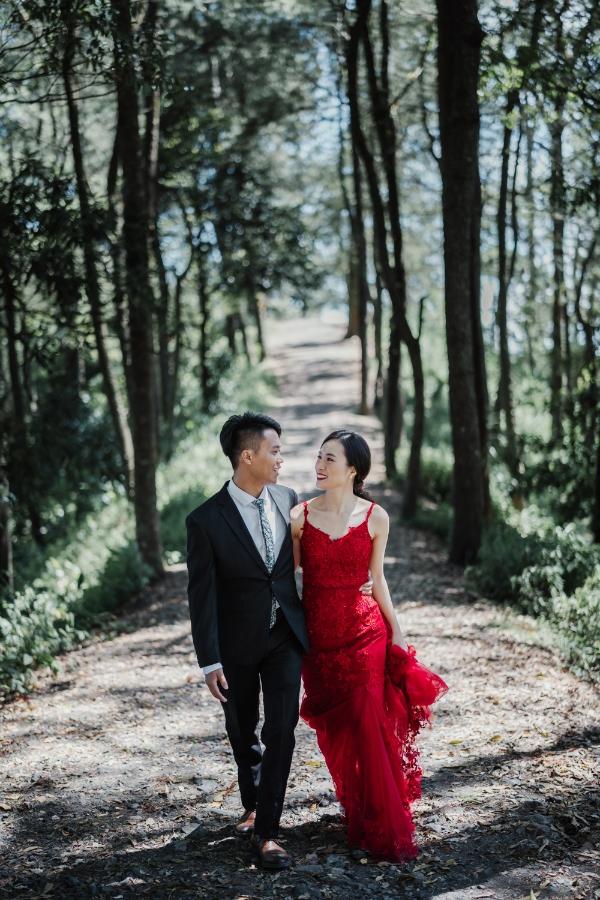 Bali Pre-Wedding: Kami & Clevin