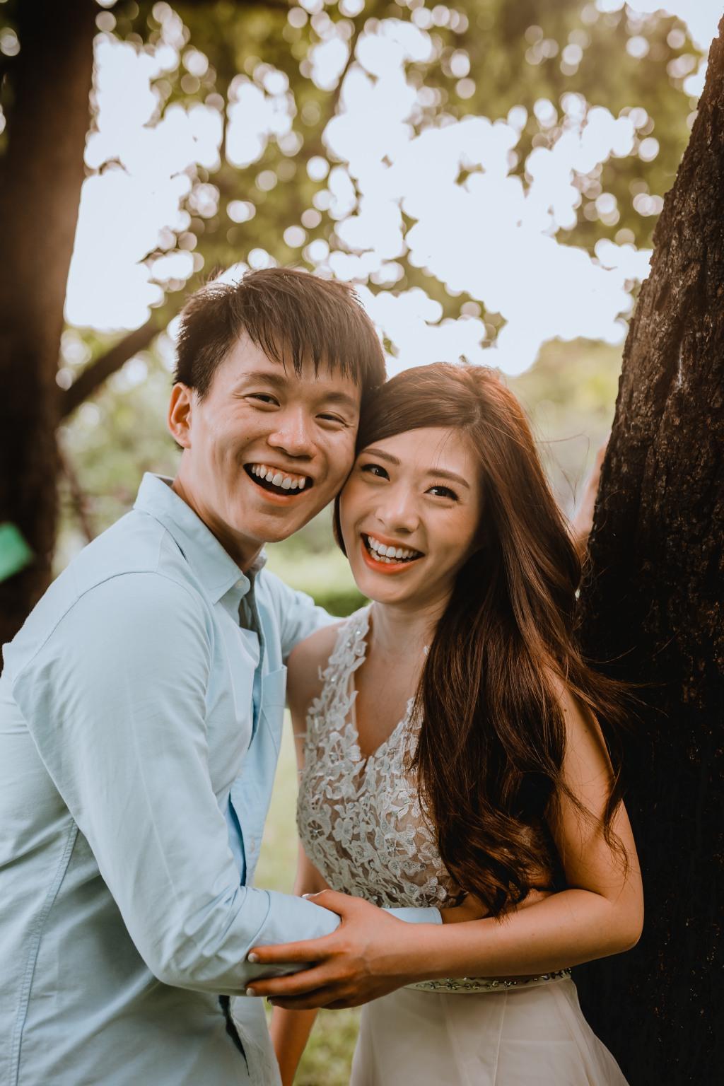 Bangkok Pre-Wedding: Lyn & Guo Jing