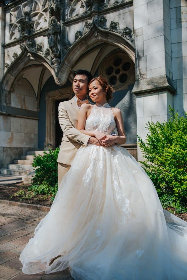 Budapest Pre-Wedding: Sanya & Gold