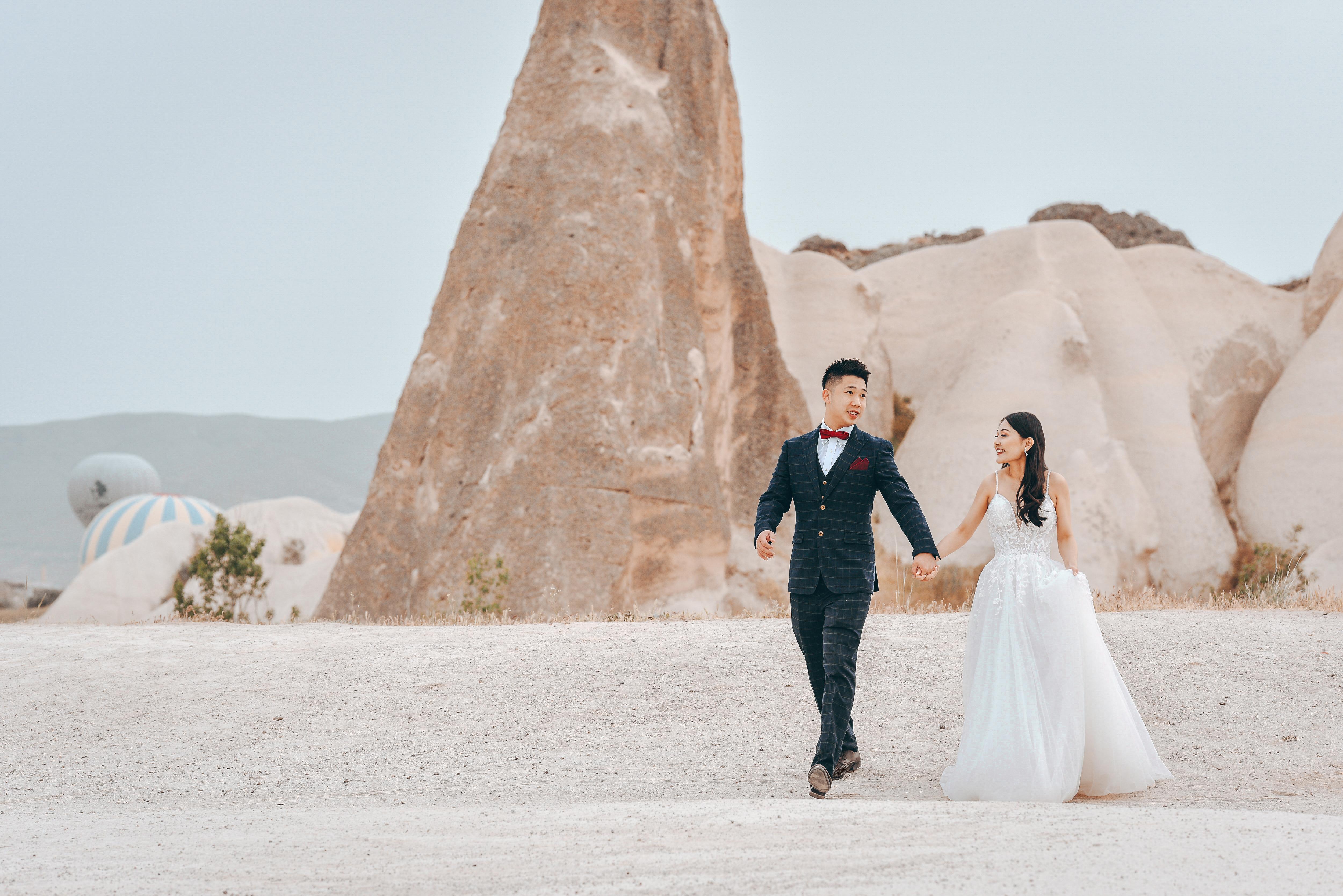Cappadocia Pre-Wedding: Cindy & Edison