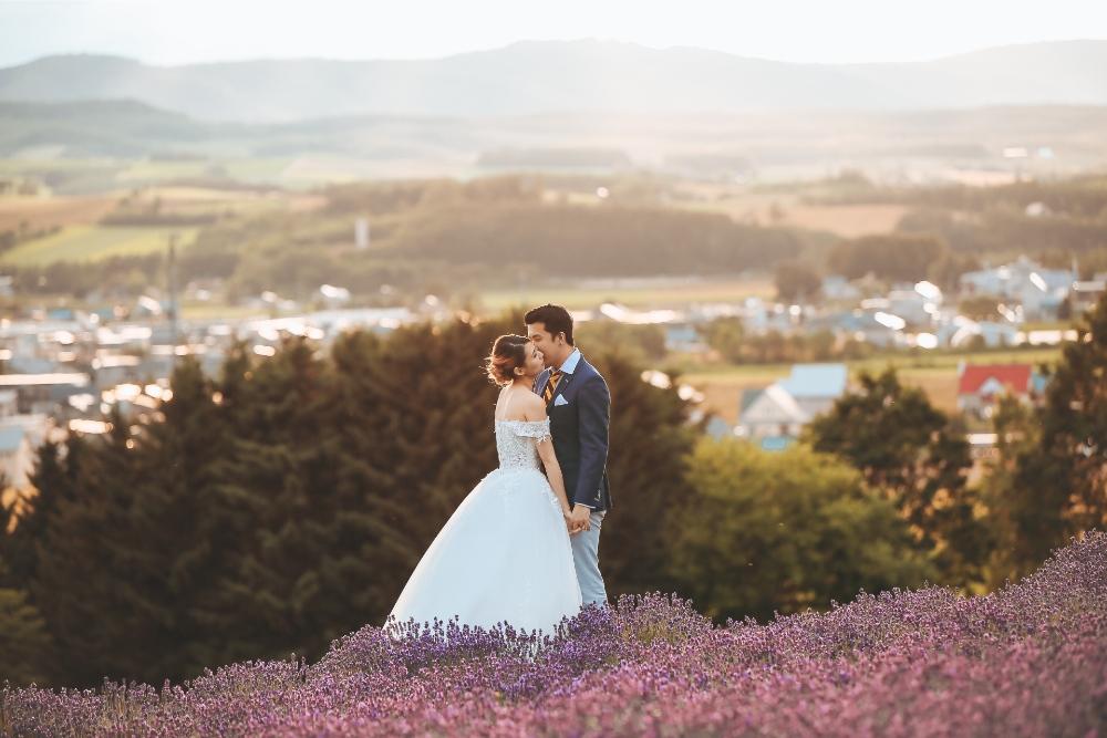Hokkaido Pre-Wedding: Alicia & Joseph