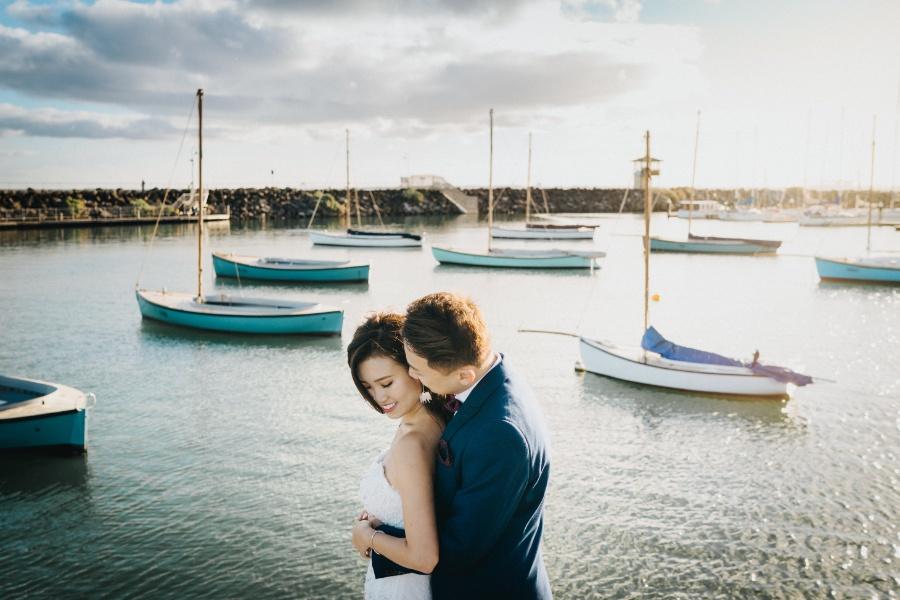 Melbourne Pre-Wedding: Melissa & Kevin