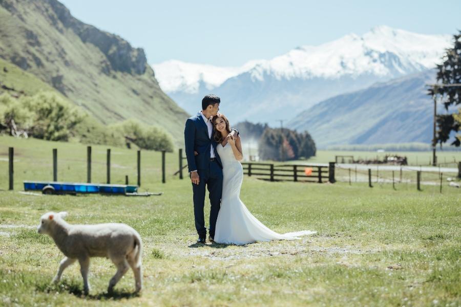 New Zealand Pre-Wedding: Kryz & Slater