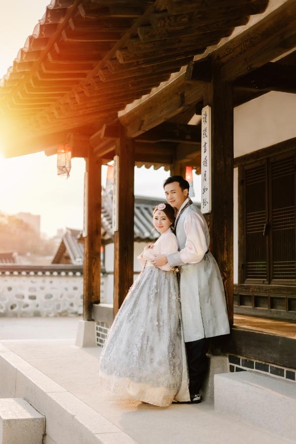 Seoul Pre-Wedding: Cynthia & Justin
