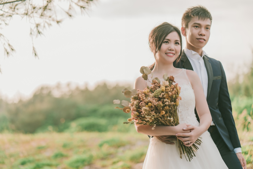 Tainan Pre-Wedding: Priscilla & Alex