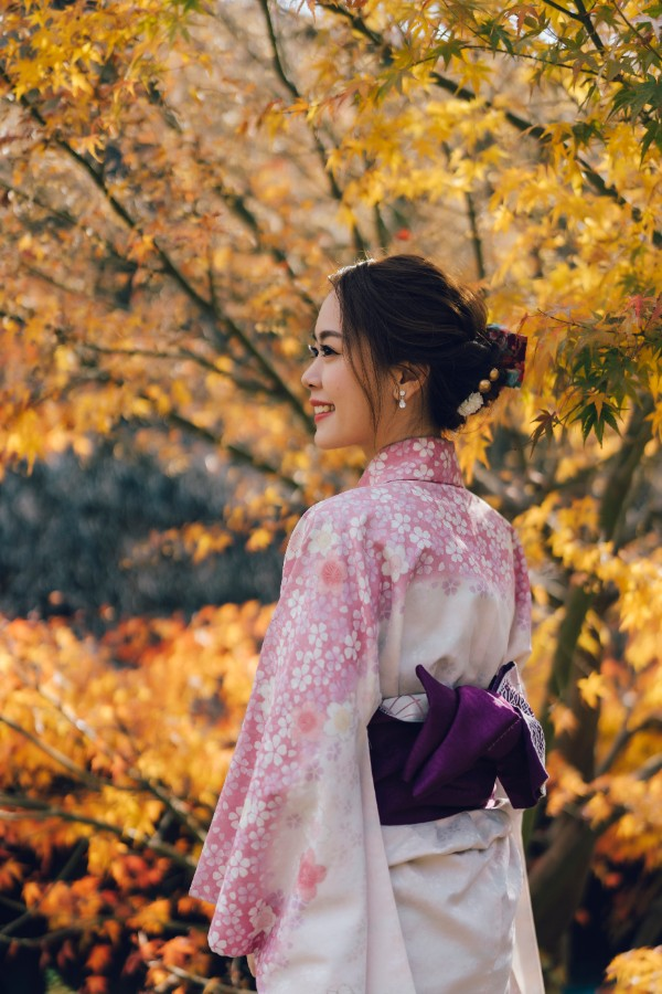 Tokyo Pre-Wedding: Joyce & James