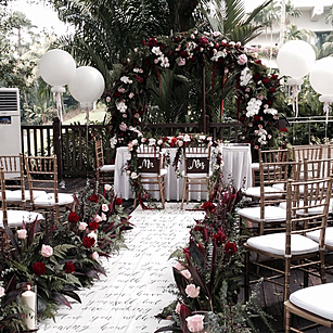 Wedding Bloom Styling We Love!