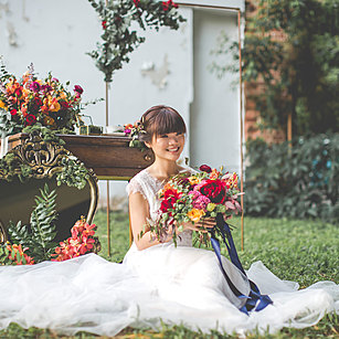 An Enchanted Forest Wedding Style You'll Love
