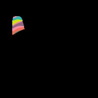 Profile logo image black
